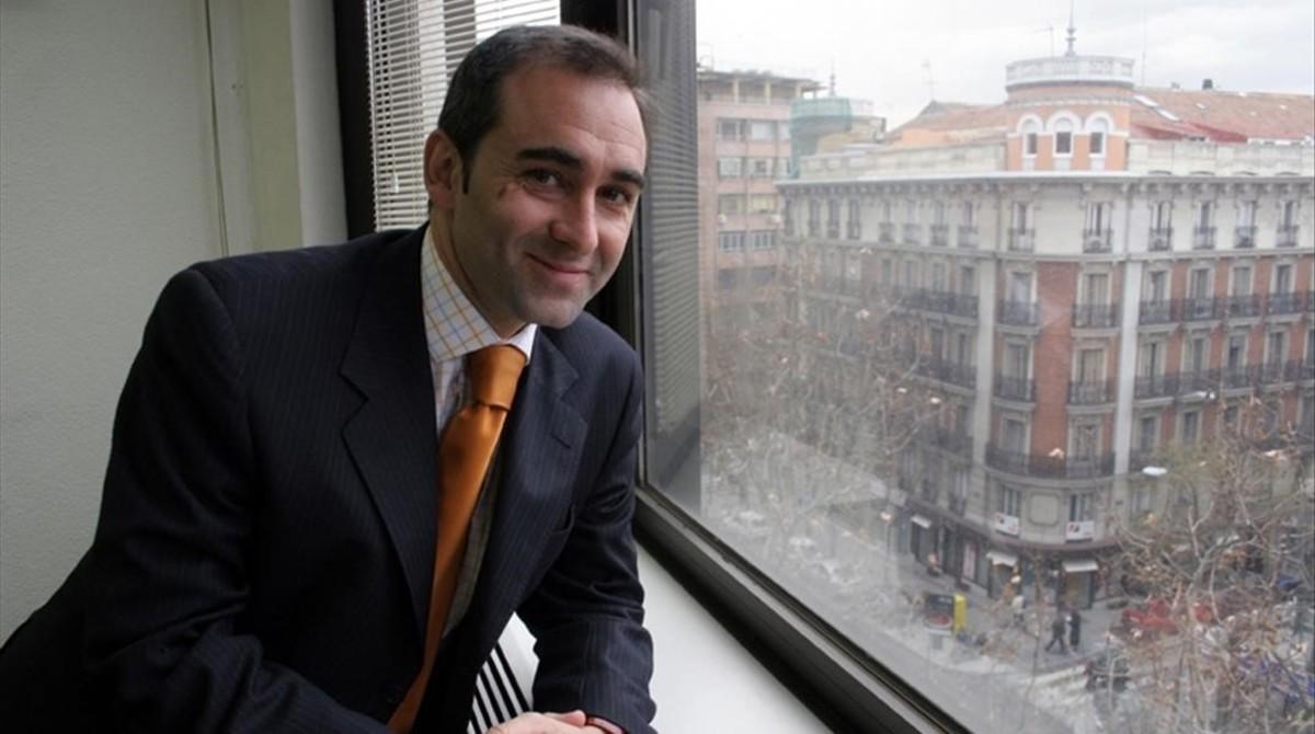 Miguel Barrachina, presidente del PP de Castellón.