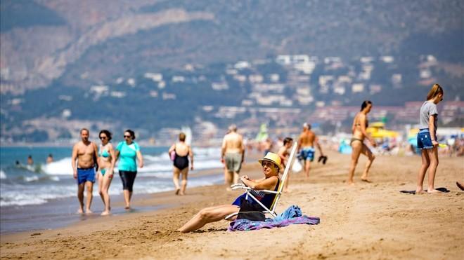 Las playas aprueban con nota