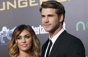 Liam Hemsworth trenca amb Miley Cyrus