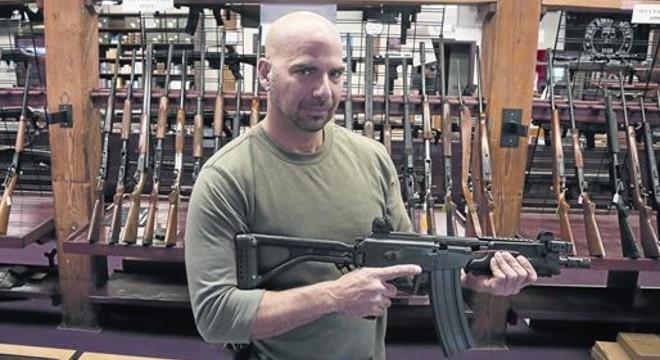 La muerte del 'valle de la pistola'