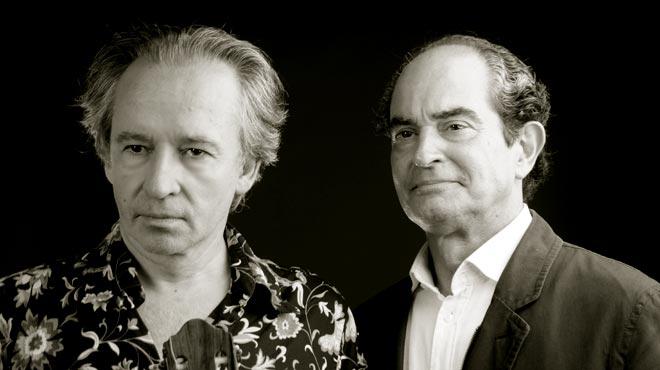 Alfonso Vilallonga y Stefano Palatchi interpretan La mer en acústico exclusivo