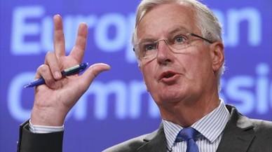 """Barnier ve """"ilusorio"""" que Londres pretenda un 'brexit' """"a la carta"""""""