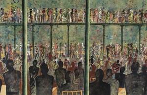 La obra El baileII(1980) de Xavier Prat