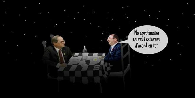 L'humor gràfic de Juan Carlos Ortega del 12 de Juliol del 2018