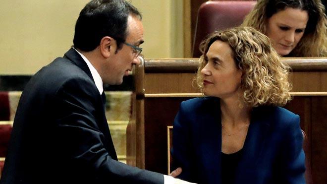 El PP pedirá la reprobación de Batet si no suspende a los golpistas. En el vídeo, declaraciones de Teodoro García, secretario general del PP.