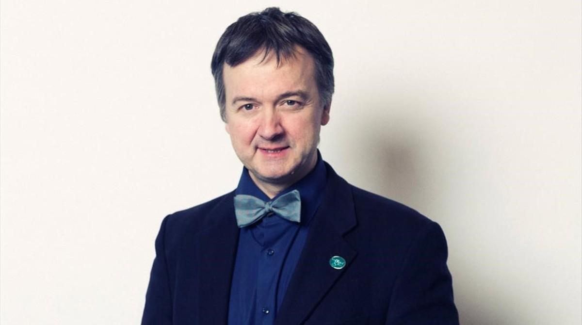 El productor y director Edmon Roch.