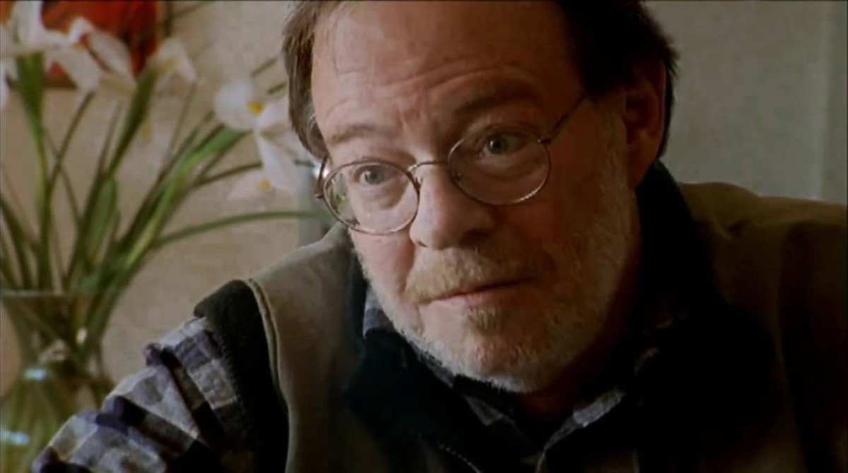 El reportero de guerra y guionista de Apocalypse now Michael Herr.