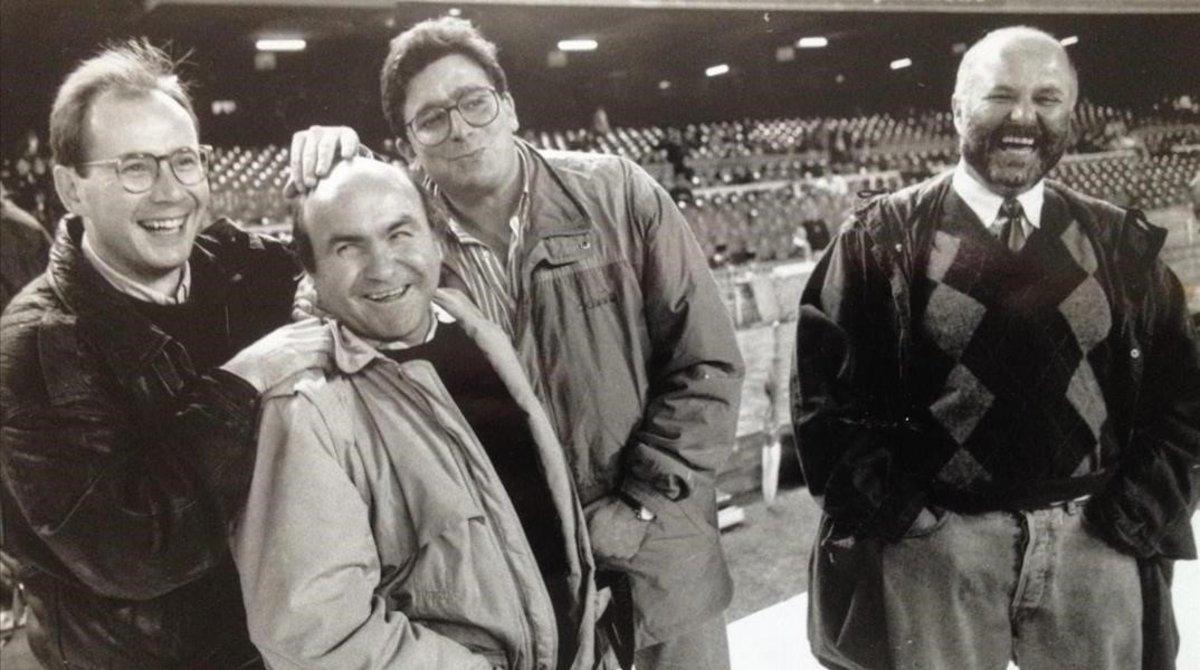 Miguel Moreno i la tragèdia de Heysel