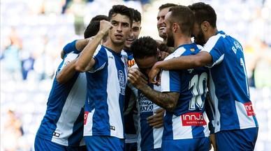 El Espanyol se da otra alegría en casa ante el Levante