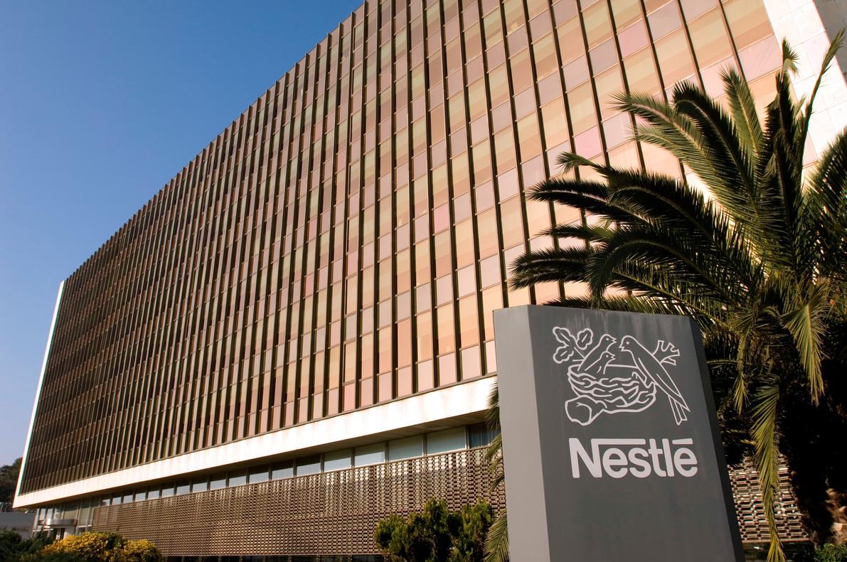 Sede de Nestlé en Esplugues de Llobregat.