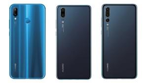 Las tres versiones de la nueva familia P20 de Huawei