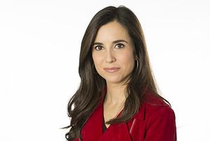 La periodista Laura Rosel, nueva presentadora de Preguntes freqüents (TV-3).