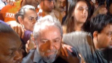 Los partidarios de Lula presionan para sacarlo de la cárcel