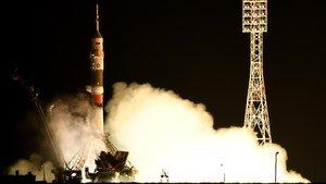 La nau russa Soyuz no aconsegueix acoblar-se a l'estació espacial