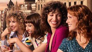 Teresa Riott (Nerea), Paula Malia (Carmen),Silma López (Lola) yDiana Gómez (Valeria), en 'Valeria'.