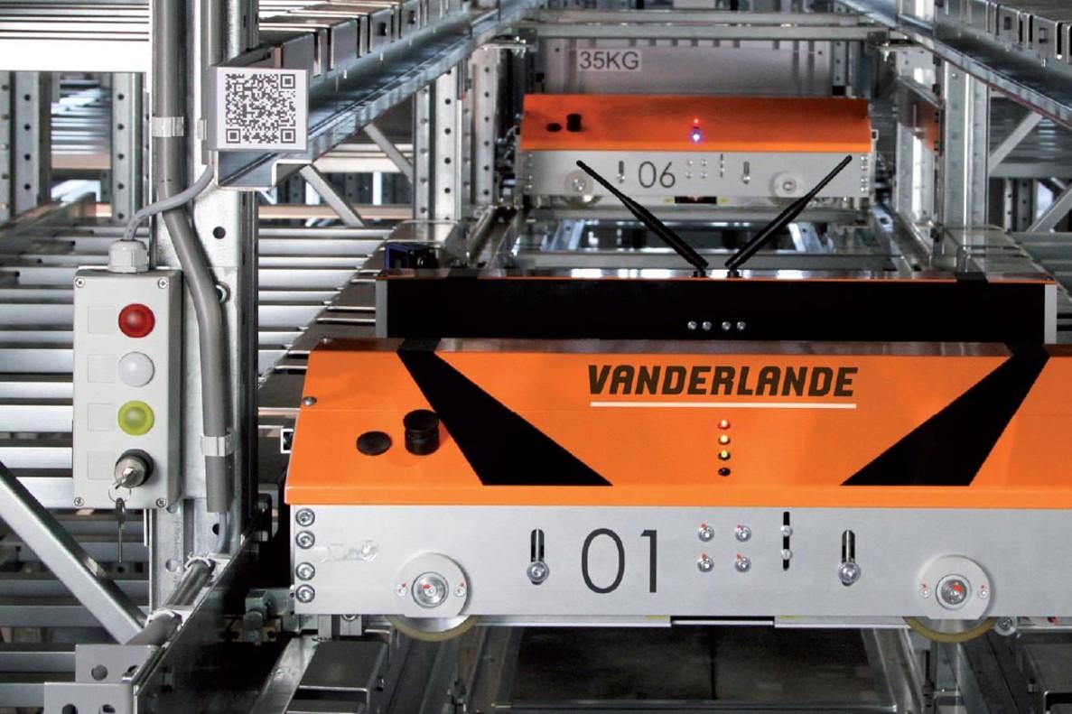 Vanderlande Industries es una multinacional de automatización de procesos logísticos.