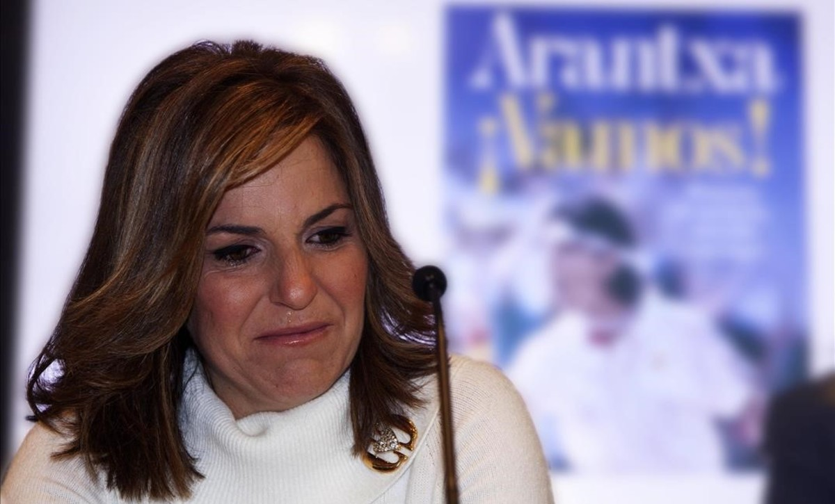 Arantxa Sánchez Vicario: tornem-hi amb els diners i la família