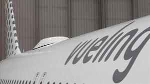 Vueling cancel·la 46 vols d'aquest dissabte per la vaga al Prat