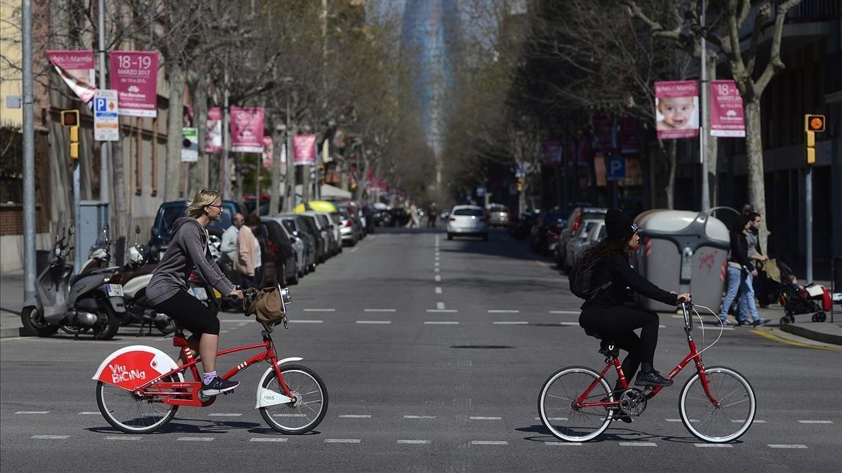 1.000 km per a les bicicletes
