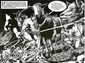 El Saló del Còmic corona l'homèric Martín Saurí i la memòria històrica de Jaime Martín