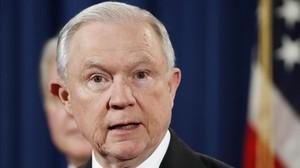 """Trump carrega contra el seu ministre de Justícia i afirma que ha sigut """"injust"""" amb ell"""