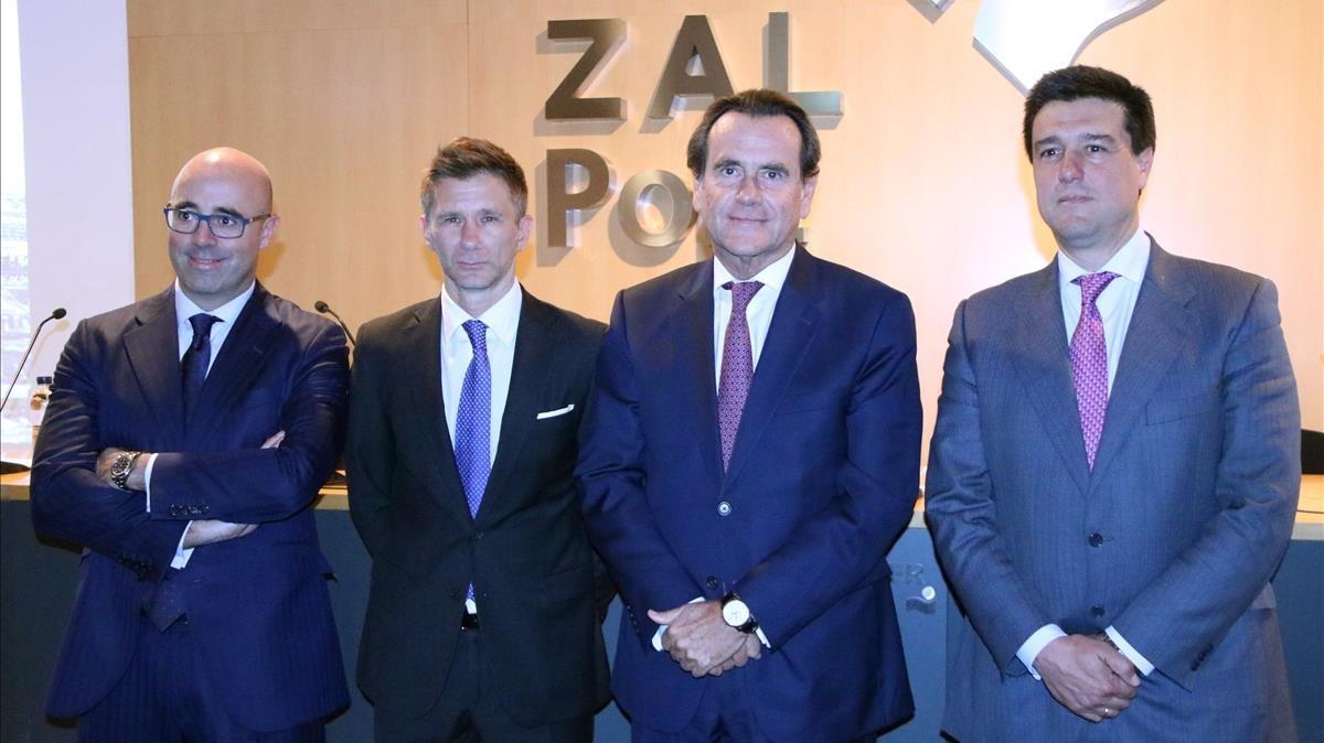 La Zona Logística del Puerto de Barcelona logra beneficios récord