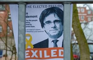 La incerta espera de Puigdemont