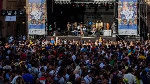 El Poble Espanyol acogerá múltiples actuaciones musicales.