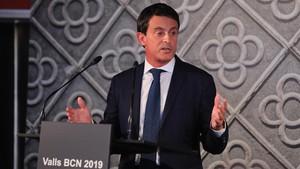 """Valls acusa els CDR de ser """"una forma de feixisme"""""""