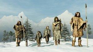 El contacto con los neandertales sirvió de 'vacuna' a los sapiens