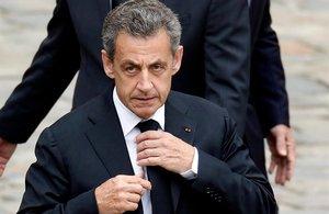 Sarkozy, imputat pel finançament irregular de la campanya electoral que el va portar a l'Elisi