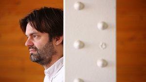 """Olivier Schrauwen: «Tinc l'esperança de no ser tan neuròtic com els meus personatges"""""""