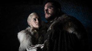 Daenerys y Jon Nieve, una pareja para la eternidad.