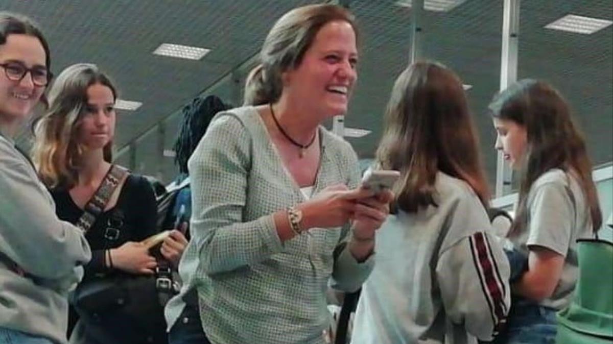 Mor una professora de Barcelona en un viatge escolar a la Costa d'Ivori