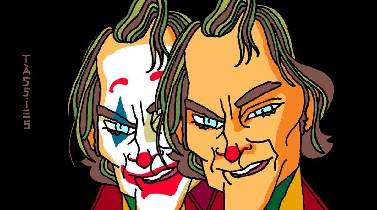 Joaquin Phoenix: maestro del engaño