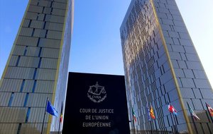 Sede del Tribunal de Justicia de la Unión Europea