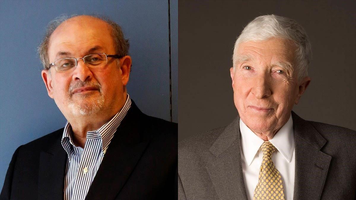 Salman Rushdie contra John Updike