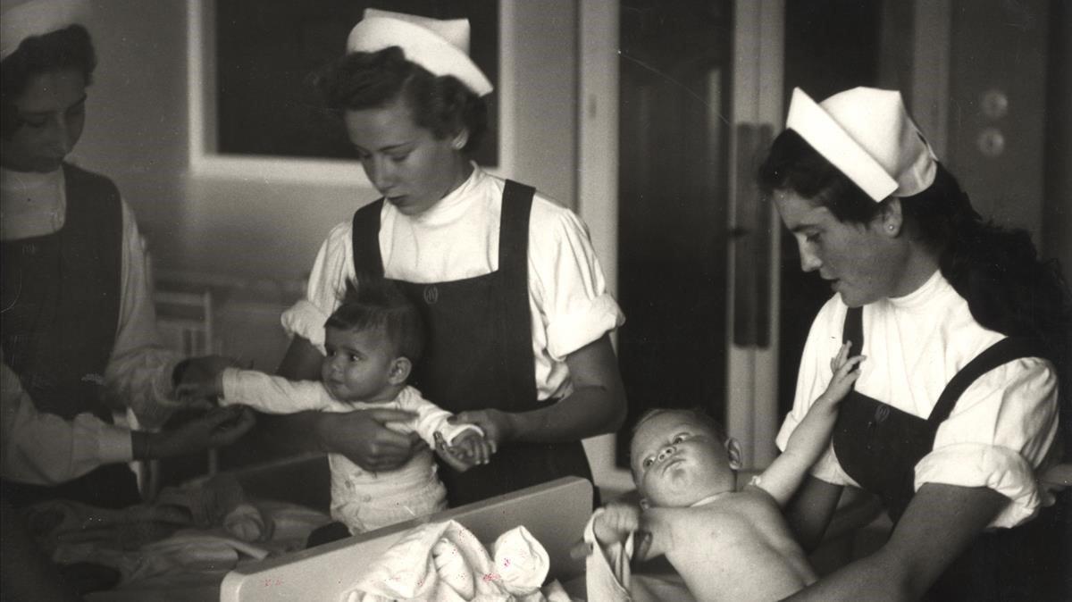 El TS reconeix el Servei Social de la Dona franquista a efectes de jubilació anticipada