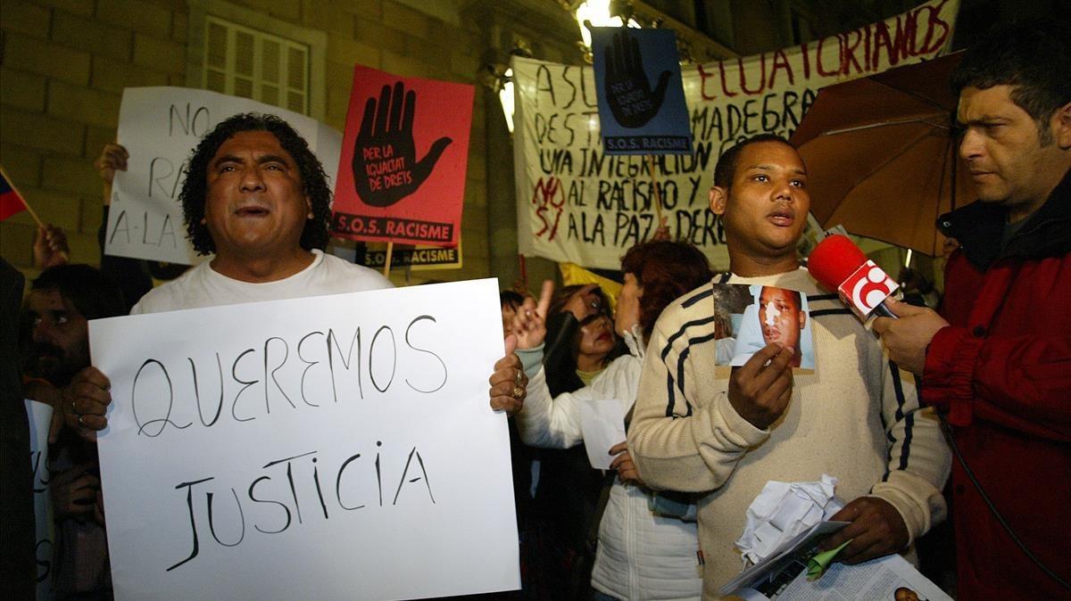"""SOS Racismo critica el discurso """"peligroso e irresponsable"""" de Torra"""