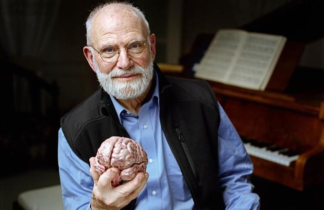Oliver Sacks padece un cáncer muy avanzado