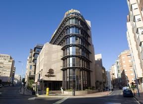 Sede central de Cajamar en Almería.