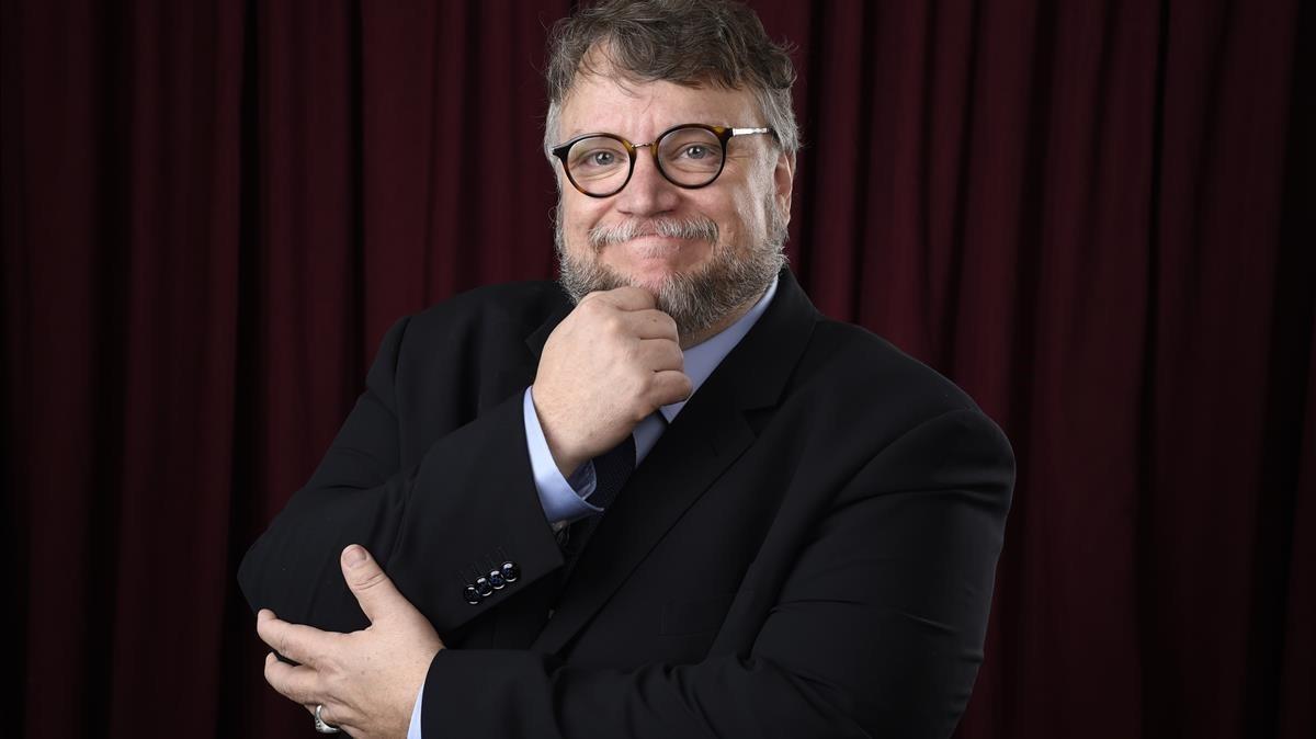 Guillermo del Toro, fotografiado esta semana en Beverly Hills
