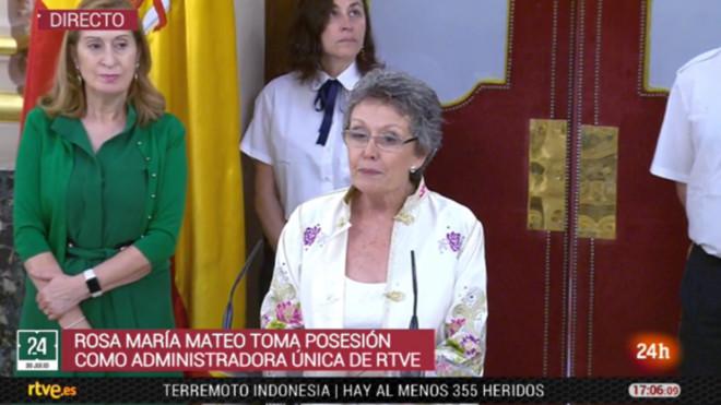 Comienzan los cambios en TVE: Begoña Alegría, nueva directora de Informativos