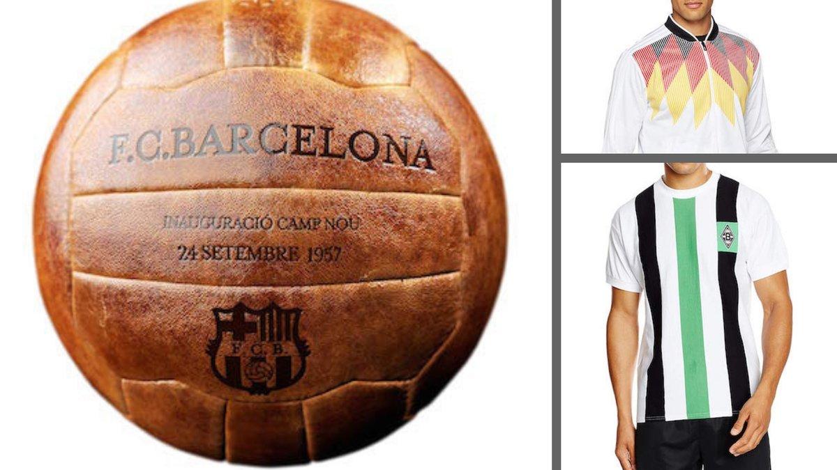 Celebra el Día Mundial de lo Retro con estos productos deportivos vintage 6c12efe39fe