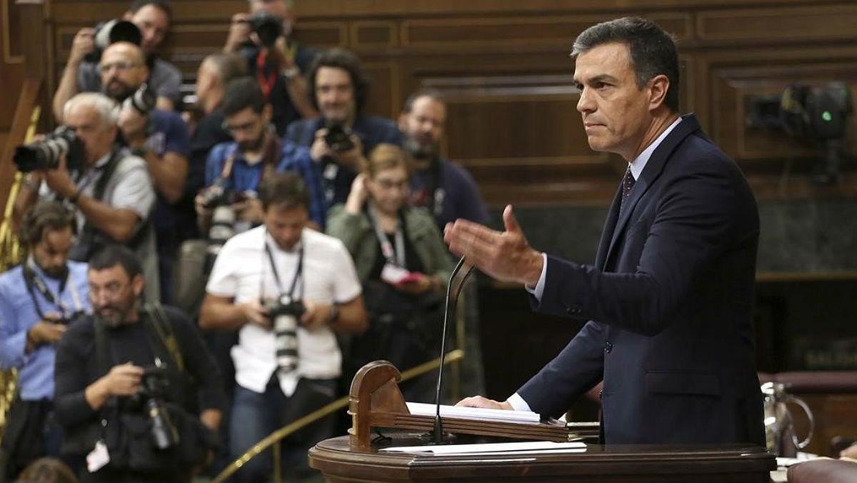 El pleno del Congreso de los Diputados, en directo