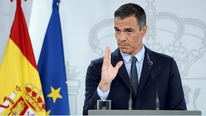 Sánchez demana «disciplina social» i proposa el «repte col·lectiu» de doblegar la corba