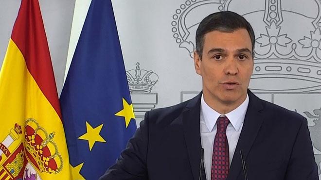 Final de l'alarma: Sánchez demana unitat política i avisa: «El virus pot tornar»