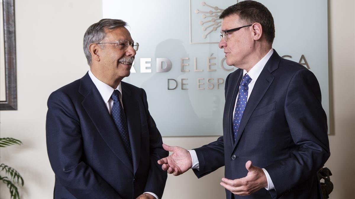 Jordi Sevilla, nuevo presidente de Red Eléctrica