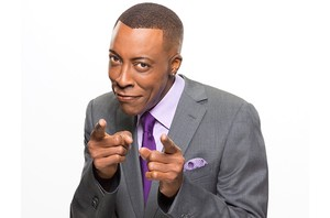 El actor Arsenio Hall.