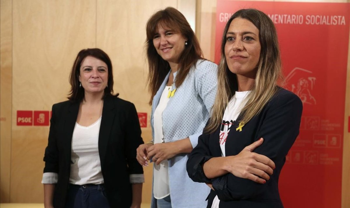 El PSOE y JxCat se reunirán el martes para abordar la investidura